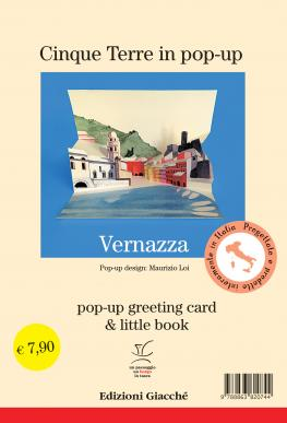 Vernazza. Cinque Terre in pop-up